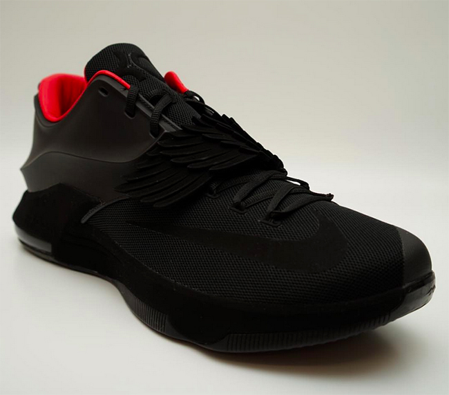 Nike KD 7 Black Aunt Pearl Sample