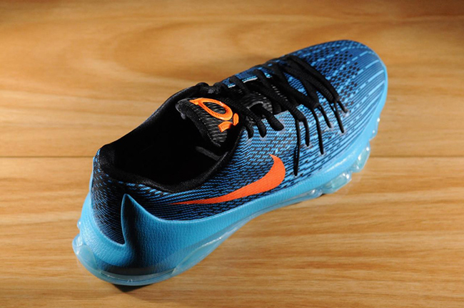 Nike KD 8 OKC Thunder Kids