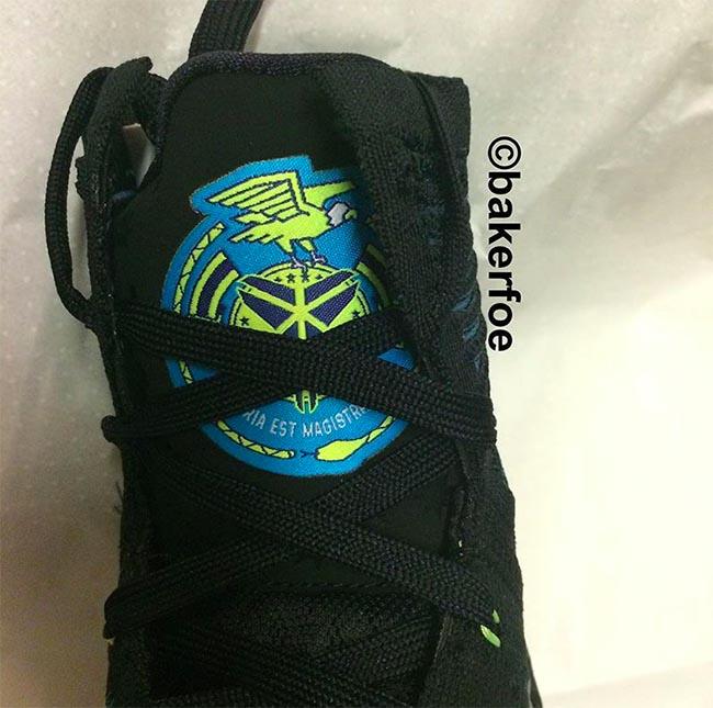 Nike Kobe 10 Elite High Black Volt Blue