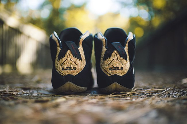 Nike LeBron 12 EXT Kings Cork Releasing