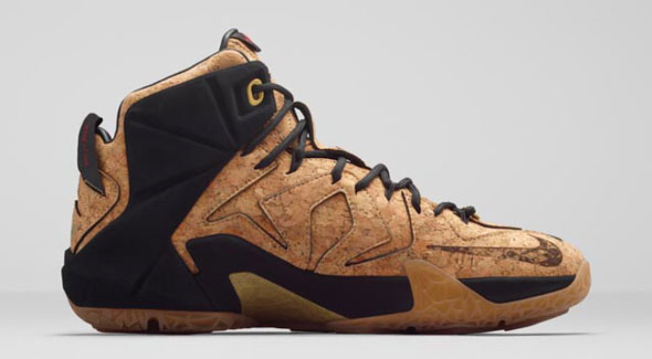 Nike LeBron 12 EXT Kings Cork