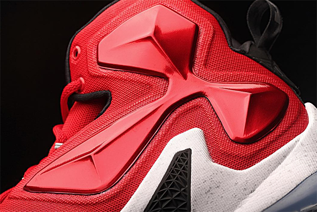 Nike LeBron 13 Away Cavs Red