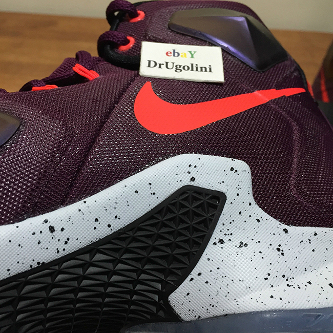 Nike LeBron 13 Mulberry Release Date