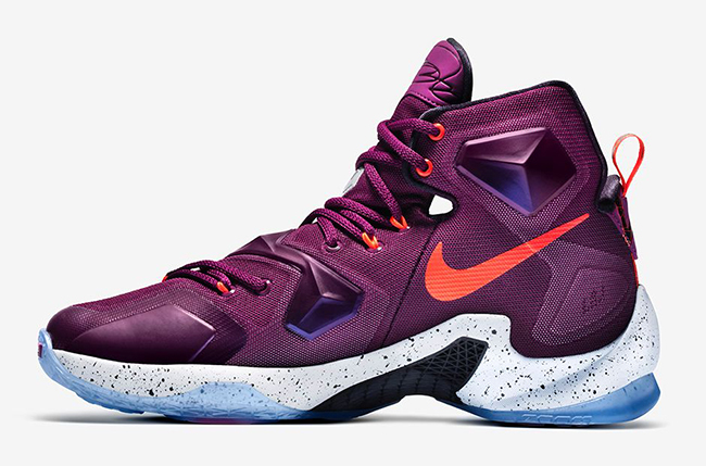 Nike LeBron 13 Written in the Stars Release Date