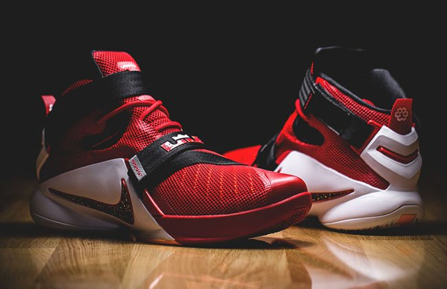 Nike LeBron Soldier 9 Cavs  51f3df460