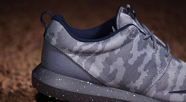 quality design 259ab 9f6d4 Nike Roshe NM FB Grey Camo