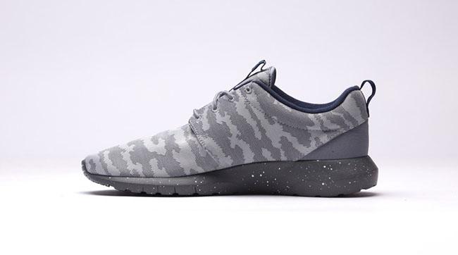 Nike Roshe NM FB Grey Camo