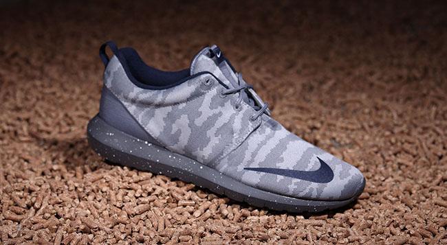 quality design d0367 cccde Nike Roshe NM FB Grey Camo