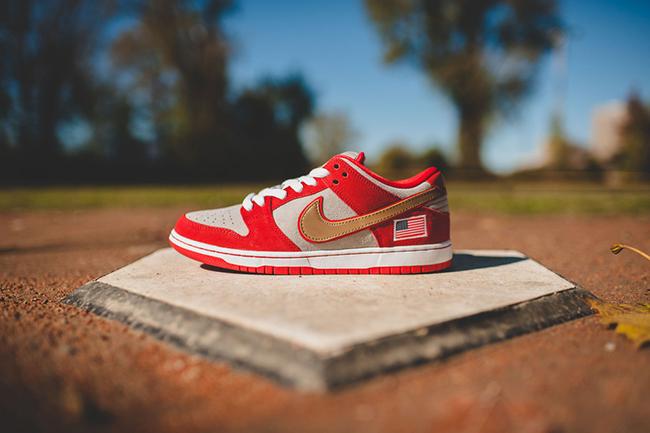 Nike SB Dunk Low Cincinnati Reds Release Date