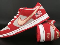 Nike SB Dunk Low Nasty Boys Cincinnati Reds