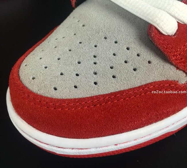 another chance 381c9 e652a Nike SB Dunk Low Nasty Boys Cincinnati Reds | SneakerFiles