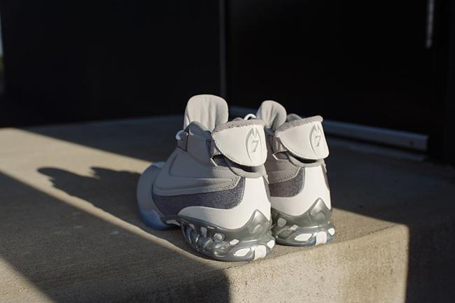 Nike Zoom Vick 2 Wolf Grey