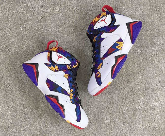 Nothing But Net Air Jordan 7 Sweater