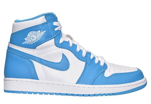 Powder Blue Air Jordan 1 Retro High OG UNC