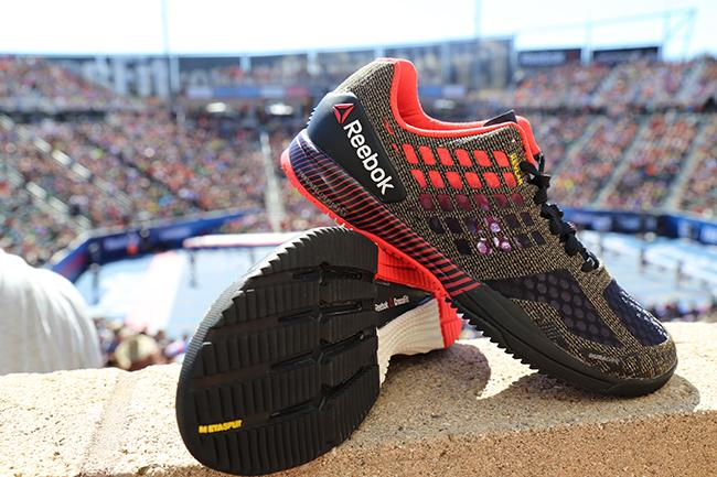 Reebok Crossfit Hombres Compiten Zapatos Atléticos GSWn87KD
