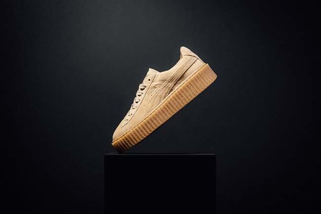Rihanna Puma Suede Creeper Collection