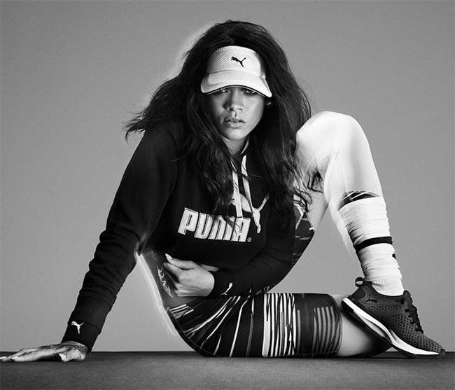 Rihanna Puma Suede Creeper