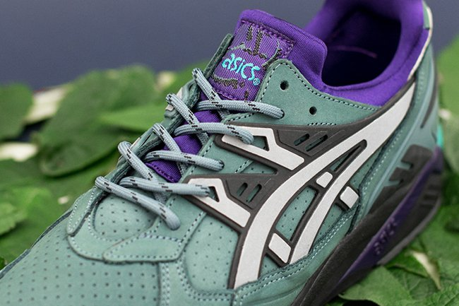 size Asics Gel Kayano Trainer Trail Pack