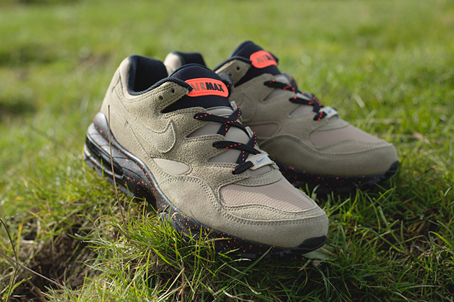 Size Nike Air Max 94 Suede Speckles
