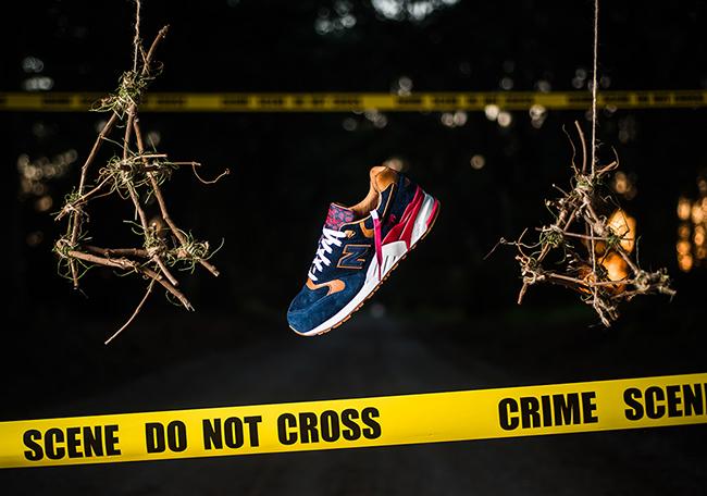 Sneaker Politics New Balance Case 999