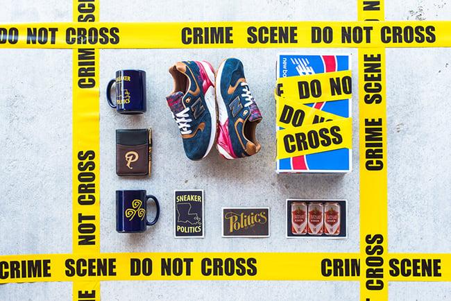 factory price 329c8 6493c Sneaker Politics New Balance Case 999 | SneakerFiles