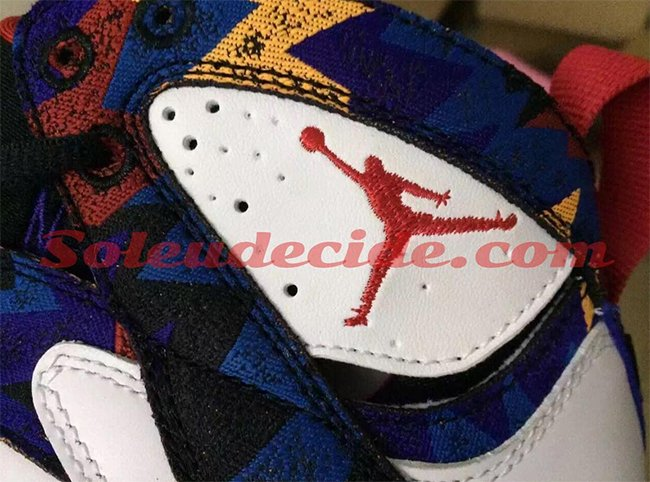 Air Jordan 7 Nothing But Net Sweater