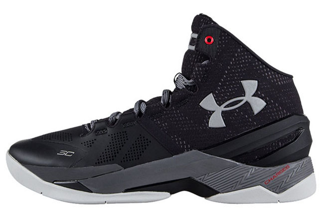 The Professional Under Armour Curry 2