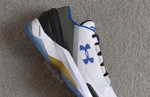 Under Armour Curry 2 Low Warriors