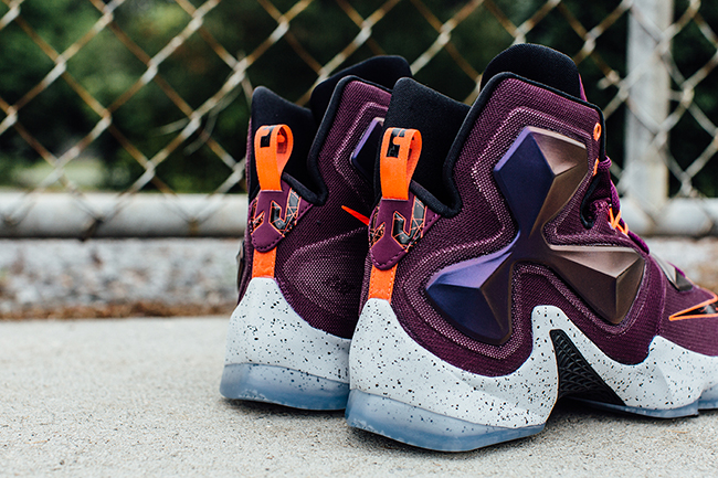 Written in the Stars Nike LeBron 13