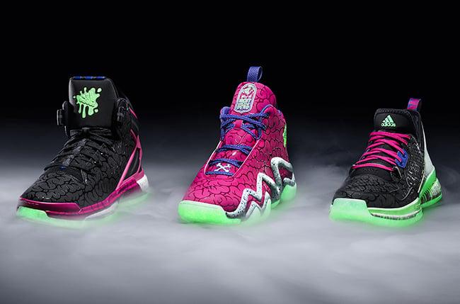 adidas Ballin Dead Halloween Collection 2015
