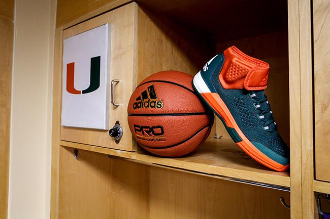 adidas Crazylight Boost 2015 Miami Hurricanes