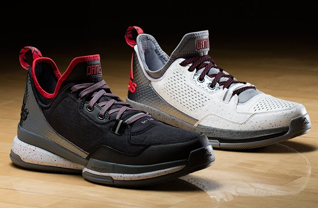 new styles ebe98 3c042 adidas D Lillard 1 Home Away Release Dates