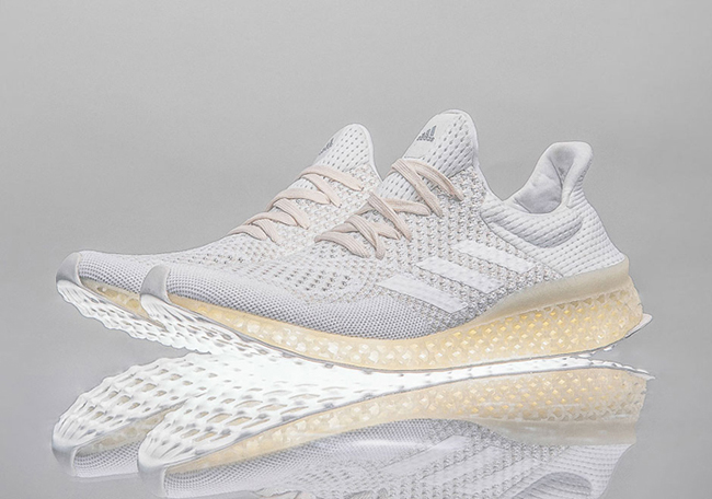 adidas FutureCraft 3D Printed Shoe