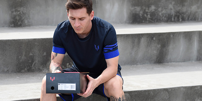adidas Announces Messi 10 10 Limited Edition Cleat