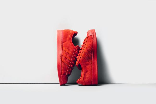 adidas Originals Superstar RT Red Suede