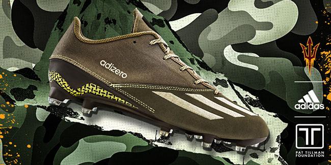 adidas Pat Tillman Cleats Darks Ops