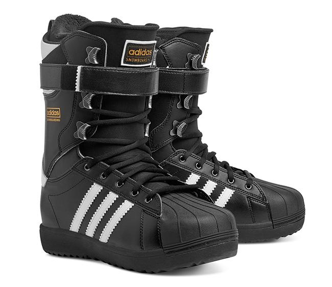adidas Snowboarding Superstar Boot