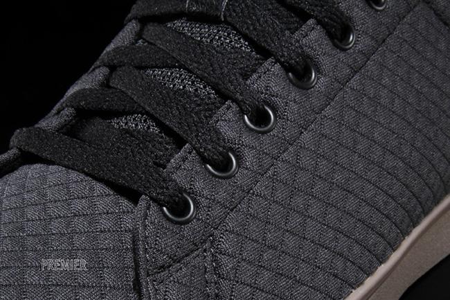 adidas Stan Smith Vulc Carbon Black