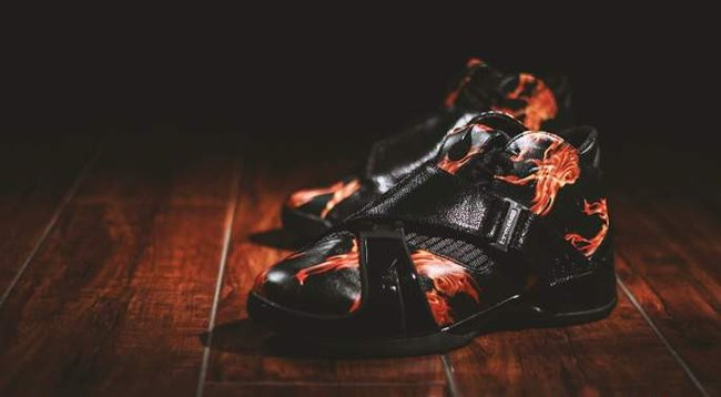 adidas TMAC 5 Hes On Fire Flame  1079ef7766