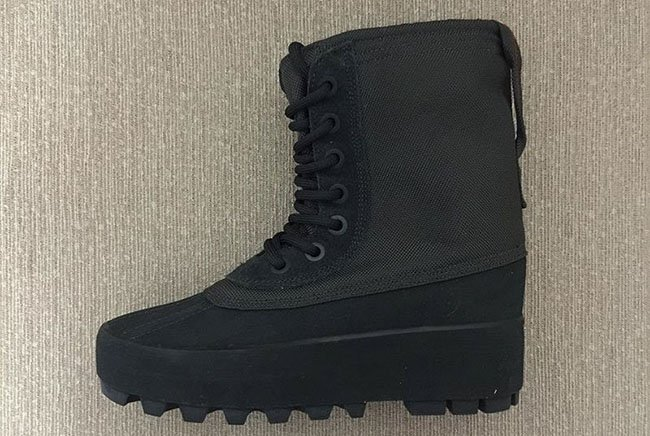 adidas Yeezy 950 Boot Pirate Black