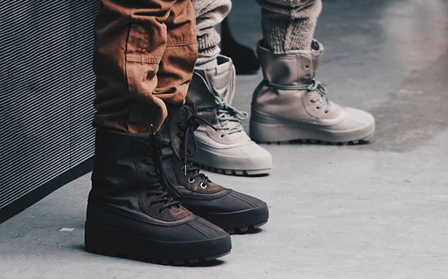 adidas Yeezy 950 Boot Colorways