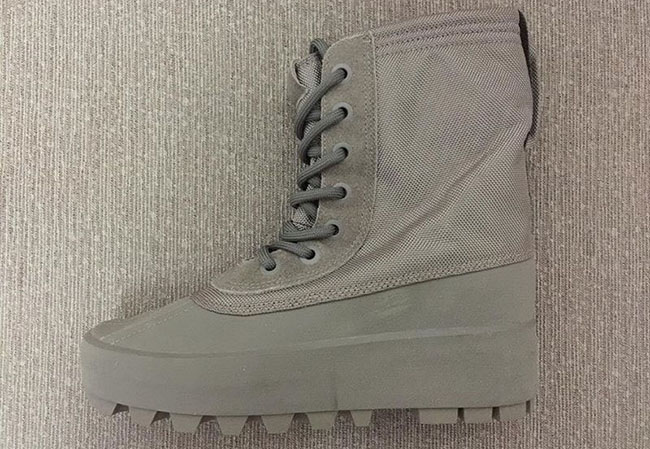 adidas Yeezy 950 Boot Moonrock
