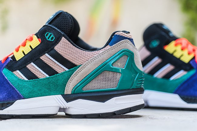 adidas ZX 8000 Multicolor | SneakerFiles