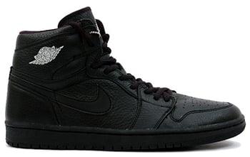 Air Jordan 1 Japan Black 2001 Release Date