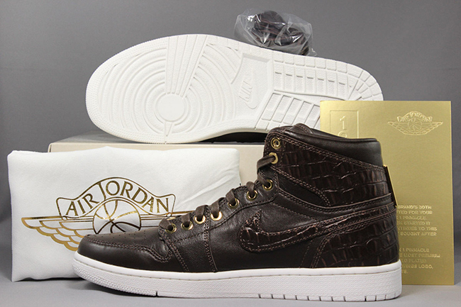 Croc Air Jordan 1 Pinnacle