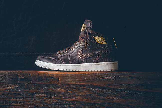 Air Jordan 1 Pinnacle Croc Releases