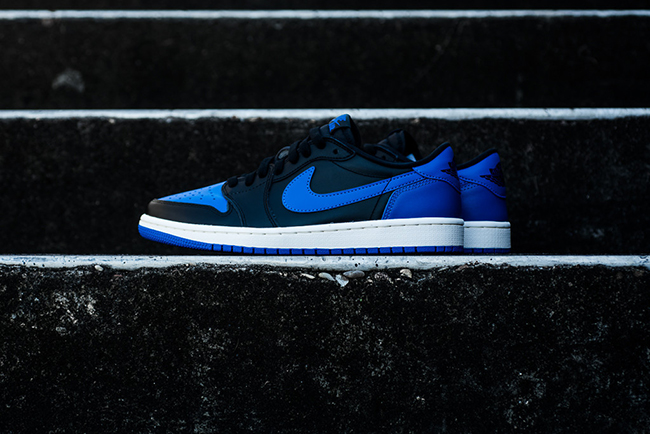 Air Jordan 1 Retro Low OG Royal Blue