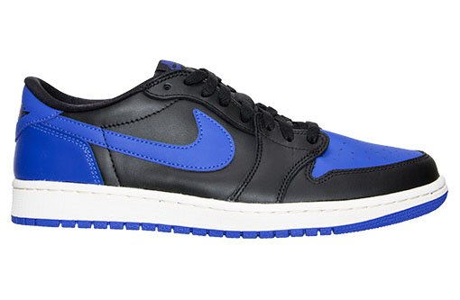 Air Jordan 1 Retro Low OG Royal Release