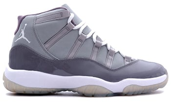 Air Jordan 11 Cool Grey 2001 Release Date