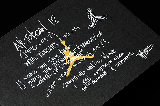 1ede9ab828f4aa Air Jordan 12 Gamma DB Dozen Doernbecher Auction